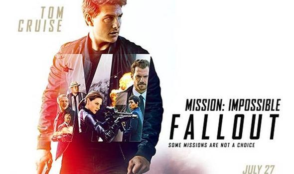 MISSION IMPOSSIBLE: FALLOUT/ GÖREVİMİZ TEHLİKE: YANSIMALAR