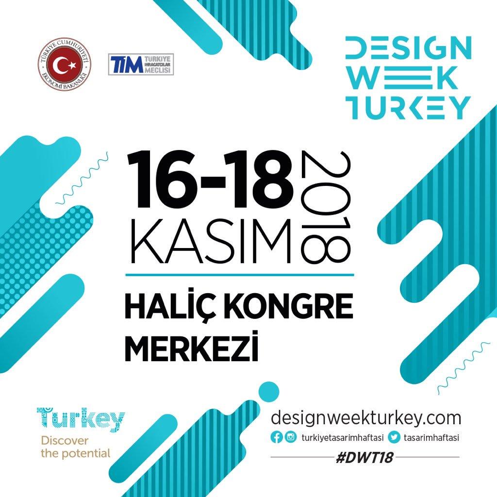 TASARIM HAFTASI/ DESIGN WEEK TURKEY